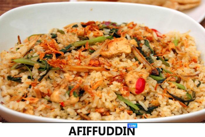 resepi nasi goreng mudah simple cepat  jimat Resepi Nasi Goreng Tanpa Bawang Merah Enak dan Mudah