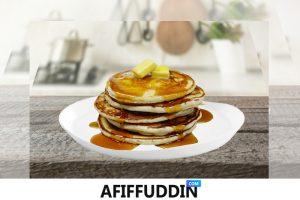Resepi Pancake